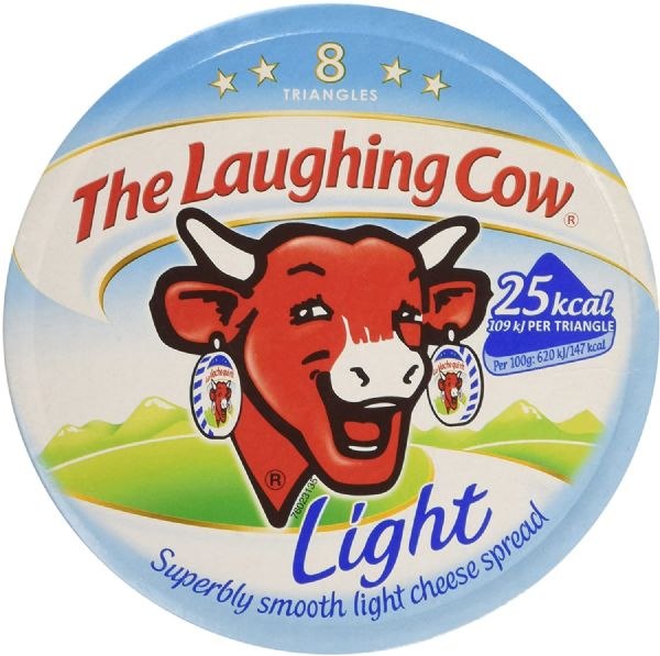 Laughing Cow Triangles LIGHT 140g